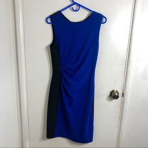 DVF Diane Von Furstenberg Laura Color Block Dress